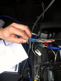 how to aftermarket subwoofer amp hyundai forums hyundai forum entire album · splicing in audio signals using butt connectors