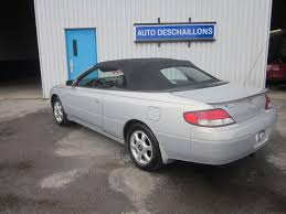 Used Toyota Camry Solara SLE for sale - Deschaillons Autos in ...