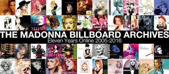 Billboard Chart Archives By Week The Madonna Billboard Archives