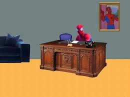 spider man furniture table