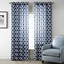 Navy And White Curtains Online Get Cheap Navy Blue Curtains Aliexpresscom Alibaba Group