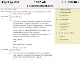 Resumes Planet Resume Service Review