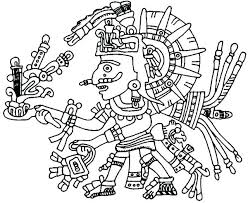 Mayan Coloring Pages Download By Tablet Desktop Original Size Back
