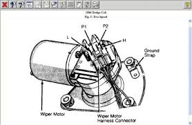 dodge windshield wiper motor wiring diagram image details dodge windshield wiper motor wiring diagram