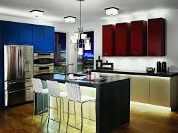 kitchen led strip lighting. In This Photo Of A Beautifully Lit Kitchen, LED Strip Lights \u2013 Also Called Tape Lights, Ribbon And Rope Were Used For Under- Kitchen Led Lighting