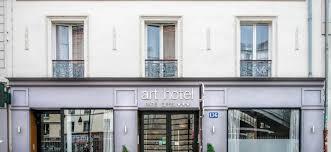 Hotel Relais Bosquet Art Hotel Eiffel Paris