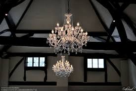 15 arm crystal chandeliers