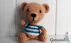 Crochet Teddy Bear Pattern Simple 48 Crochet Teddy Bear Patterns Perfect For Cuddling