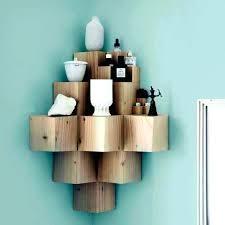 corner wall decor impressive corner wall designs decornation corner wall mount shelf zigzag shape