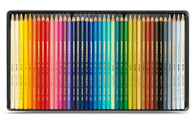 Supracolor Color Chart Box Of 40 Colours Supracolor Soft Aquarelle