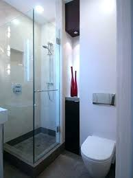 small stand up shower ideas