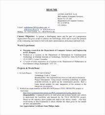 How To Fill Up A Resume Beauteous Fill In Resume Template Pdf Bination Resume Sample Pdf Attractive