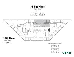Philips Plaza 10th Floor