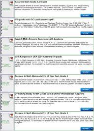 operations and algebraic thinking answer key 1 b 5 0a 2 1
