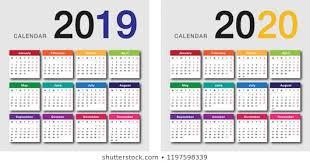 Image Of 2020 Calendar Calendar 2020 Photos 94 837 Calendar Stock Image Results