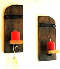 wooden wall sconces for candles rustic wall sconces candle large wall candle holders wall candle sconces elegant candle wall sconces rustic wooden wall