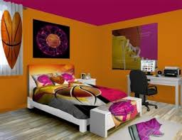 Girls Basketball Bedroom Ideas