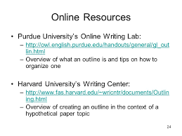 Cover Letter Purdue Owl Example     Letter Format Writing