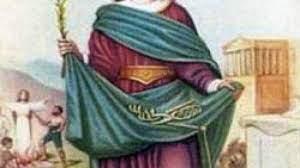 Oggi si commemora santa sara di antiochia, martire. 20 Aprile 20217 Si Festeggia Santa Sara Martire
