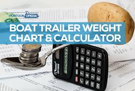 Boat Trailer Weight Chart Calculator View Data