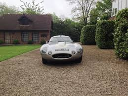 RM Sotheby's - 1962 Jaguar E-Type Low-Drag Coupé Recreation by ...