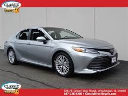 2018 toyota xle camry. fine toyota 2018 toyota camry xle v6 in waukegan il  classic in toyota xle camry