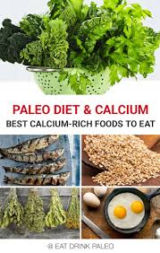 Non Dairy Calcium Rich Foods Chart Paleo Diet Calcium What Are The Best Non Dairy Foods To Eat