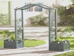 garden arch with planters simply be wooden garden arch with planters