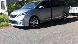 2011 Toyota Sienna SE - YouTube
