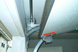 low clearance garage door opener converting from double headroom tracks to high lift regarding