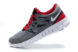 nike running shoes for men black and red. running shoes red and grey nike for men black l