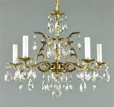 american brass and crystal brass chandeliers vintage early chandelier 5 shades american brass crystal american brass and crystal