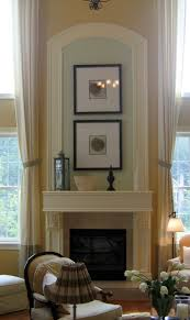 Two Story Living Room Curtains 17 Best Images About Val Project On Pinterest Mantels Living