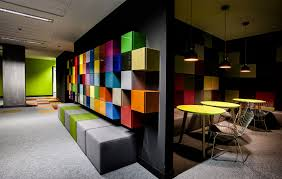 inspiring office spaces. Modren Inspiring Fitout Of Inspiring Office Space  City Interactive Games Poland With Inspiring Office Spaces O