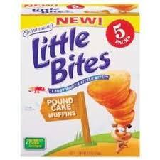 Entenmanns Mini Pound Cakes 925 Oz 6ct Snacks On Popscreen
