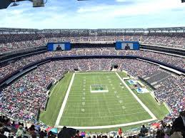 New York Jets Seating Chart New York Jets Seating Chart Map Seatgeek
