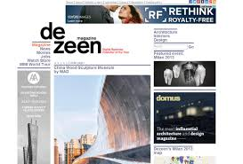 Architectural Design Magazine Six Of The Best Architecture Blogs Architectural Design Core