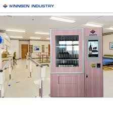 Online Vending Machine New China Automated Red Wine Vending Machine With Online Management
