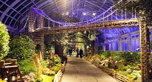 new york landmarks such as the brooklyn bridge are constructed entirely by plants at the new
