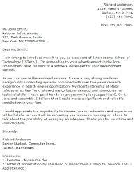 Programmer Cover Letter Under Fontanacountryinn Com