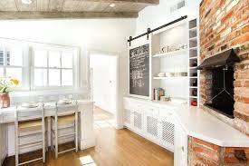 barn door pantry sliding chalkboard barn door for the kitchen cabinet design and barn door pantry closet