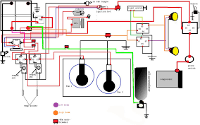 dual battery isolated batteries winch welding jeepforum com diagram is so busy i just use it as a reference for all of my wiring i will break these out individually eventually but you can see the voltage