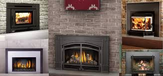 wood pellet and gas fireplaces fireplace inserts and stoves