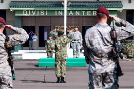 u s department of > photos > photo essays > essay view  n and u s army paratroopers render honors to n army maj gen daniel ambat