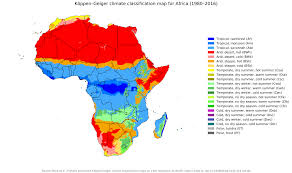 Climate of Africa - Wikipedia