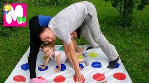 <b>Игра Твистер</b> Twister game Играем в Твистер - YouTube