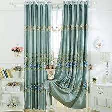 taffeta stripe ds half smart idea faux silk curtains embroidered are generous and elegant