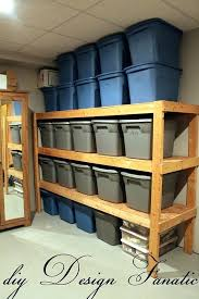wooden garage shelves wood garage shelving ideas garage shelves 4 shed