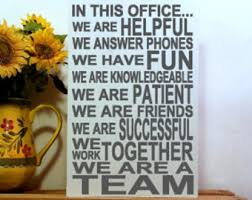 office wall decorations. office decor wall art singage in this decorations