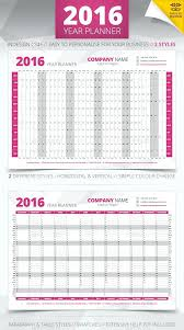 Yearly Planner Template Easy Printable Calendar Jeopardy Templates ...